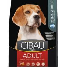 Сухой корм для собак с курицей Farmina Cibau Adult Medium 2,5 кг (12 кг)