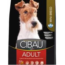 Farmina Cibau Adult Mini сухой корм для взрослых собак мелких пород 2,5 кг (7 кг)