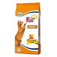 Farmina Fun Cat Meat сухой корм на основе мяса для взрослых кошек 20 кг