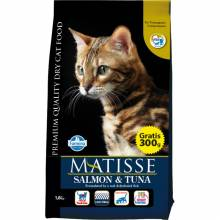 Farmina Matisse Salmon & Tuna с лососем и тунцом для взрослых кошек 1,5 кг (10 кг) (20 кг)