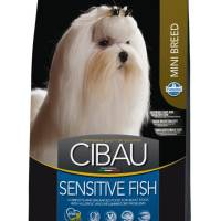 Farmina Cibau Sensitive Fish Mini корм для собак 2,5 кг
