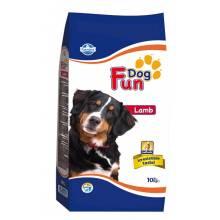 Farmina Fun Dog Lamb сухой корм с ягненком для взрослых собак всех пород с проблемами пищевой аллергии - 10 кг