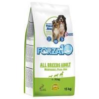 Forza10 Maintenance для взрослых собак всех пород из морской рыбы и риса (2 кг) 15 кг