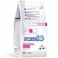 Forza10 Intestinal Active cухой корм для взрослых кошек при проблемах пищеварения с рыбой 454 г