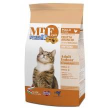 Forza10 Mr. Fruit Adult Indoor сухой корм для взрослых домашних кошек из курицы и рыбы 400 гр (1,5 кг) (12 кг)
