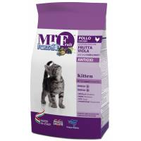 Forza10 Mr. Fruit Kitten сухой корм для котят до 12 мес на основе курицы и рыбы 1,5 кг (12 кг)