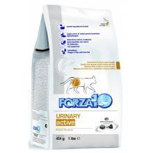 Forza10 Urinary Active сухой корм для взрослых кошек при заболеваниях мочевыводящих путей с рыбой 454 г