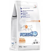 Forza10 Renal Active cухой корм для взрослых кошек при острой и хронической почечной недостаточности с рыбой 454 г