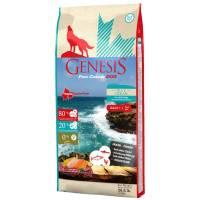 Genesis Pure Canada Blue Ocean Adult сухой корм для взрослых собак всех пород с лососем, сельдью и курицей - 2,268 кг (11,79 кг)