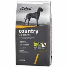 Golosi Dog Adult Country сухой корм для собак с курицей и говядиной 3 кг (12 кг)