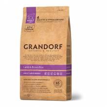 Grandorf lamb & Rice Adult Maxi сухой корм для собак крупных пород, ягненок с рисом - 3 кг (12 кг)
