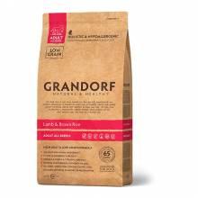 Grandorf lamb & Rice Adult Medium сухой корм для собак всех пород, ягненок с рисом - 1 кг (3 кг) (12 кг)