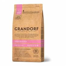 Grandorf Lamb & Rice Puppy All Breeds сухой корм для щенков всех пород, ягненок с рисом - 1 кг (3 кг) (12 кг)