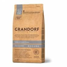 Grandorf rabbit & Potato Adult All Breeds сухой корм для собак всех пород, кролик с картофелем - 1 кг (3 кг) (12 кг)