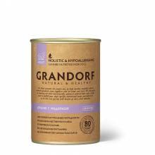 Grandorf Rabbit With Turkey влажный корм для собак всех пород, кролик c индейкой - 400 г