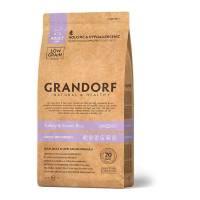 Grandorf Turkey & Rice Adult Mini Breeds сухой корм для собак мелких пород, индейка с рисом - 1 кг (3 кг)