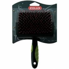 Щетка-пуходерка Zolux пластиковая средняя, L
