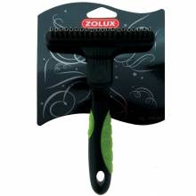 Скребница Zolux комбинированная, 20 зубцов
