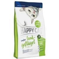 Happy Cat La Cuisine сухой корм для кошек с домашней птицей 1,4 кг (4 кг)