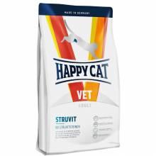 Happy Cat Struvit сухой корм для кошек при образовании струвитов с домашней птицей 1,4 кг (4 кг)