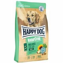 Happy Dog NaturCroq Adult Balance сухой корм для взрослых собак с мясом птицы 4 кг (15 кг)