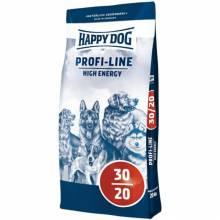 Happy Dog Profi Linе High Energy 30/20 сухой корм для взрослых собак с повышенной потребностью в энергии 20 кг