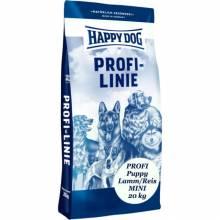 Happy Dog Profi Pappy Mini сухой корм для собак мелких пород 20 кг