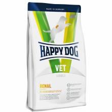 Happy Dog Renal сухой диетический корм для взрослых собак при заболеваниях почек 1 кг (4 кг) (12,5 кг)