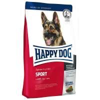 Happy Dog Supreme Fit & Well Sport Adult сухой корм для взрослых собак с высоким уровнем активности 4 кг (15 кг)