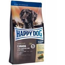 Happy Dog Canada сухой корм для собак с лососем, кроликом и ягненком 1 кг (4 кг) (12,5 кг)