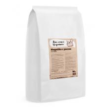 Для самых преданных корм для кошек, индейка с рисом 10 кг