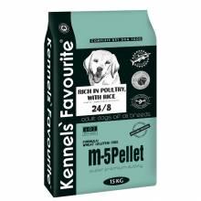Kennels` Favourite M 5 Pellet холодно-пресованный корм для взрослых собак - 15 кг