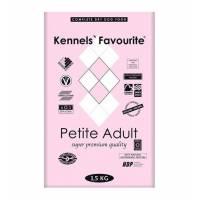 Kennels` Favourite Petite Adult корм для взрослых собак мелких пород с уткой - 1,5 кг