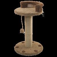Когтеточка-комплекс Базилио Кунодом для кошек 77х77х150