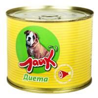 """Мясные консервы для собак ЛАЙК """"Диета"""" для взрослых собак всех пород - 525 гр. х 8 шт."""