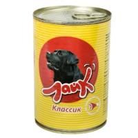 """Мясные консервы для собак ЛАЙК """"Классик"""" говядина и печень для взрослых собак всех пород - 415 гр. х 15 шт."""