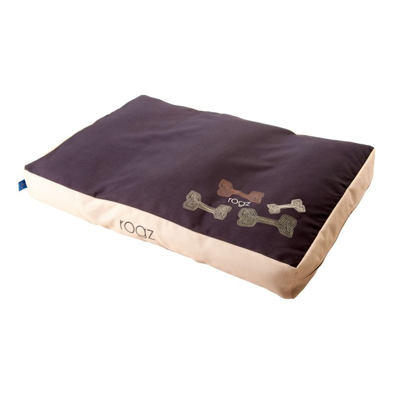 Ferplast Siesta Deluxe лежак для средних и крупных собак, темно-серый размер 12, 111x80,5x33,5 см