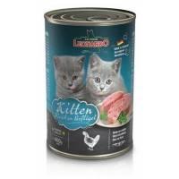 Leonardo консервированный корм для котят с птицей 12 шт х 400 г