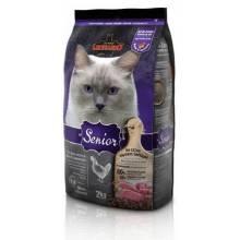 Leonardo Senior сухой корм для пожилых кошек 2 кг