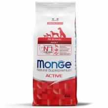 Monge Dog Speciality Active сухой корм для активных собак с курицей 12 кг