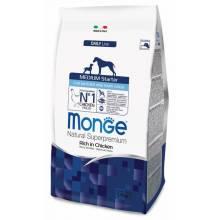 Monge Dog Medium Starter сухой корм для щенков средних пород 1,5 кг