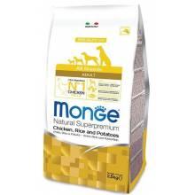 Monge Dog Speciality Adult Chicken сухой корм для взрослых собак всех пород курица с рисом и картофелем - 2,5 кг (12 кг) (15 кг)