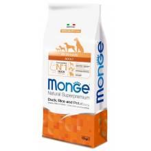 Monge Dog Speciality сухой корм для собак всех пород утка с рисом и картофелем 2,5 кг (12 кг)
