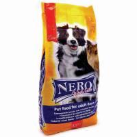 Nero Gold Adult Dog Croc Economy with Love сухой корм супер премиум класса для взрослых собак с мясным коктейлем 15 кг (18 кг).