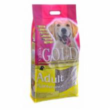 Nero gold adult maintenance 21/10 сухой корм для взрослых собак контроль веса 12 кг
