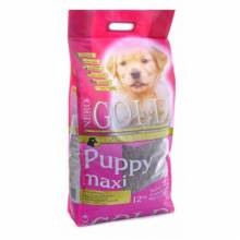 Nero gold puppy maxi сухой корм для щенков крупных пород с курицей и рисом 12 кг (18 кг)