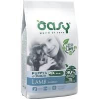 Oasy Dry Dog OAP Puppy Mini сухой корм для щенков мелких пород с ягненком - 2,5 кг