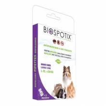 Biospotix XL Dog Spot on капли от блох для собак крупных и гигантских пород весом от 20 до 50 кг 3 пипетки по 3 мл