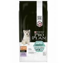Pro Plan Grain Free Formula сухой корм для щенков средних и крупных пород с чувствительным пищеварением с высоким содержанием индейки 2,5 кг (12 кг)