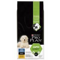 Pro Plan Large Robust Puppy - корм для щенков крупных пород с курицей и рисом 12 кг